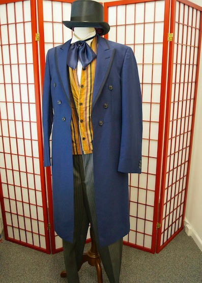 Victorian Gentleman costume hire