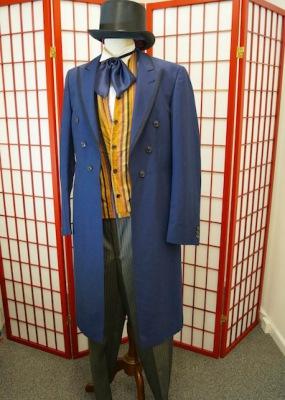 Victorian Gentleman costume hire