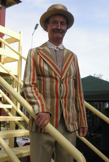 Edwardian Gentleman costume hire
