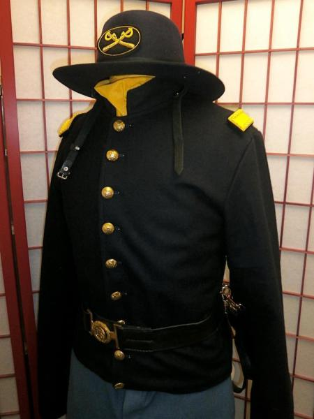 American Civil War costume hire