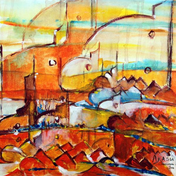 In the Desert of Poetry
