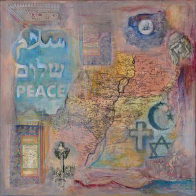 Betsy van Die, Tolerance in the Holy Land