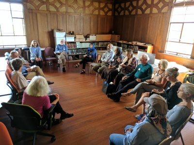 """Report: """"Connection through Arts"""" event Sunday"""