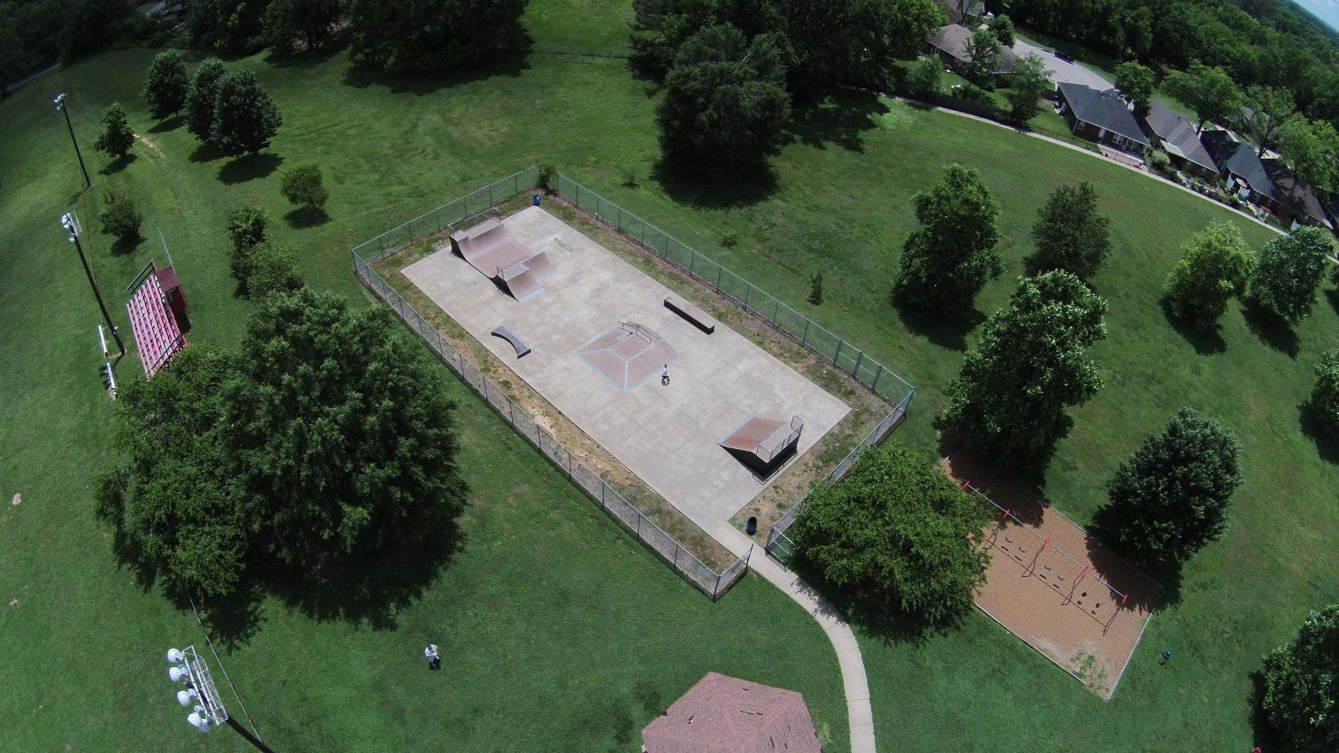A Pool Park in Ripley,TN