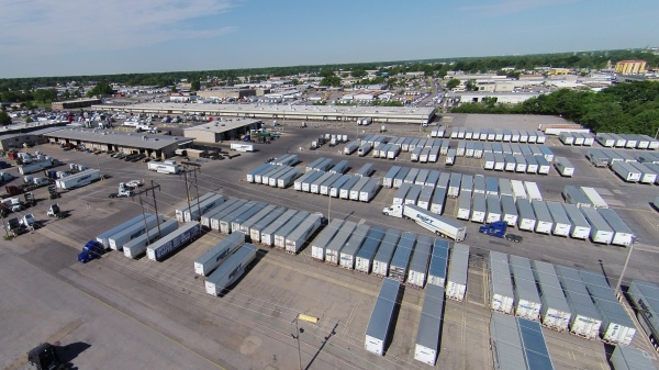 Truck Terminal in Memphis