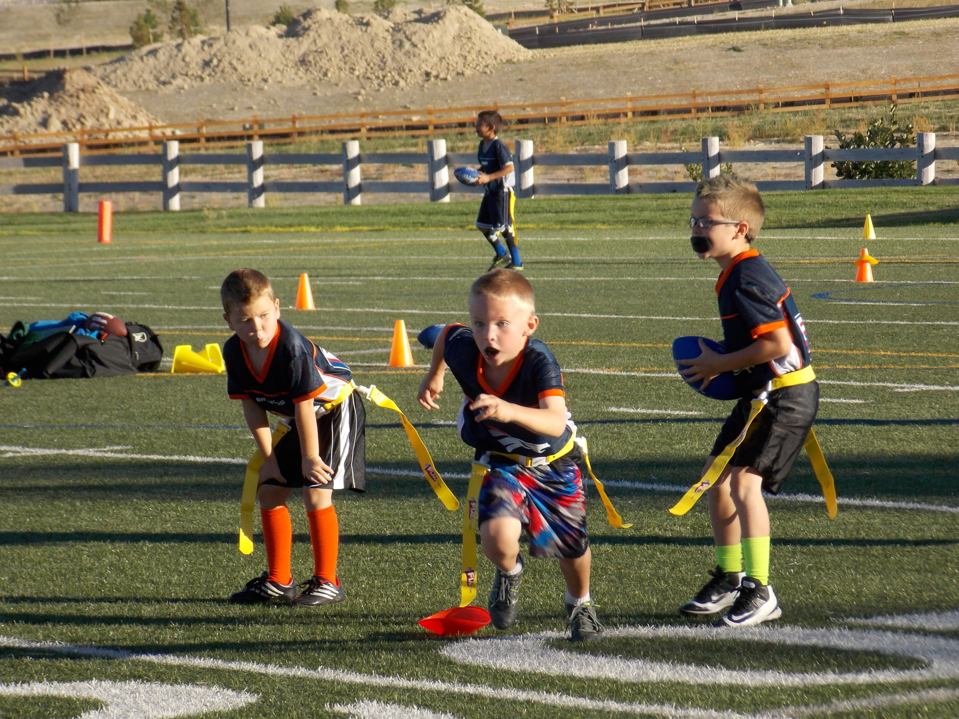 NFL Flag Football @ Castle Pines