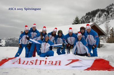 Austrian Team at WASC