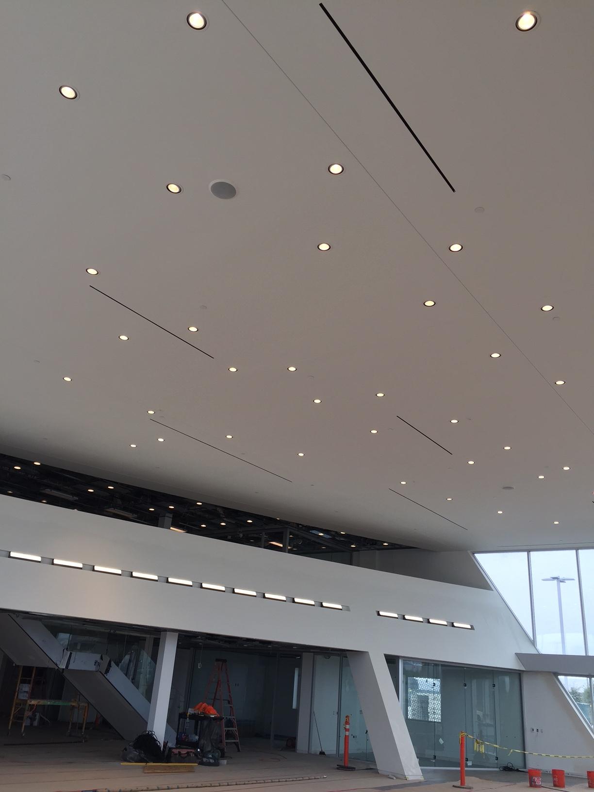 Audi Temecula Showroom