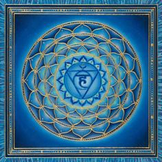 Throat Chakra/Center