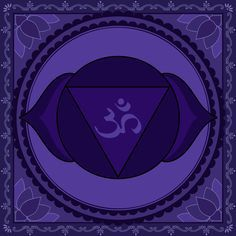 Third Eye - Ajna Chakra/Center