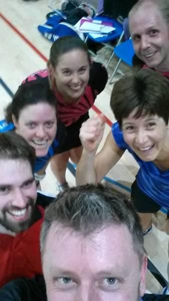 Newmarket Mixed Teams 2014-15