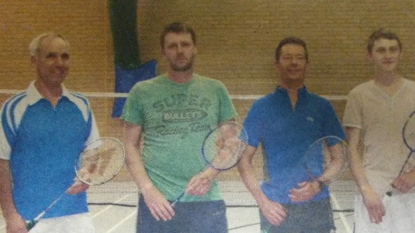 Mens - Newmarket League Winners