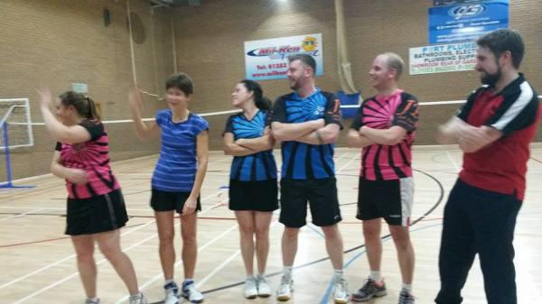 Newmarket Mixed Team 2014-15