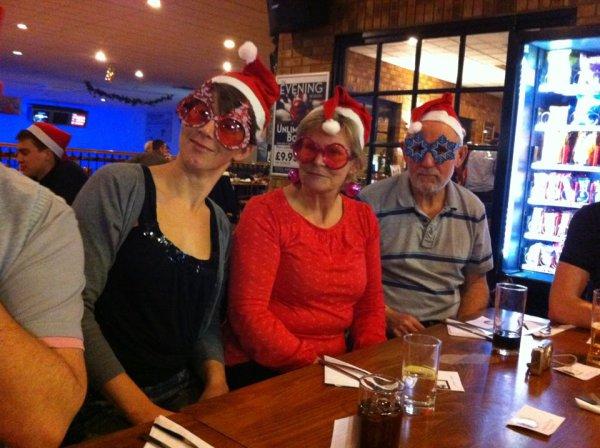 Lindsey, Linda & Paul