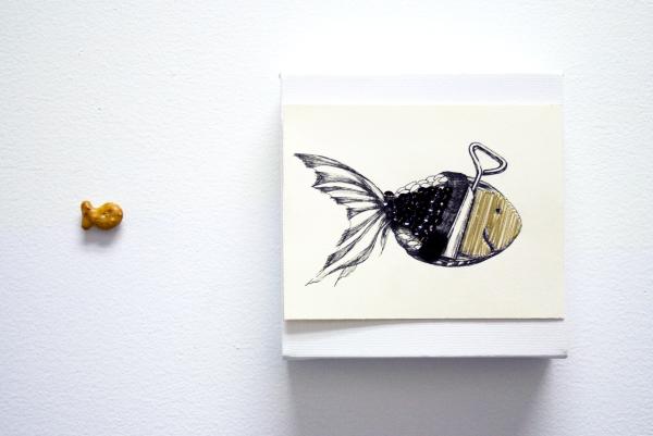 Gold fish 2015