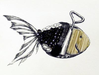 Gold fish 2016
