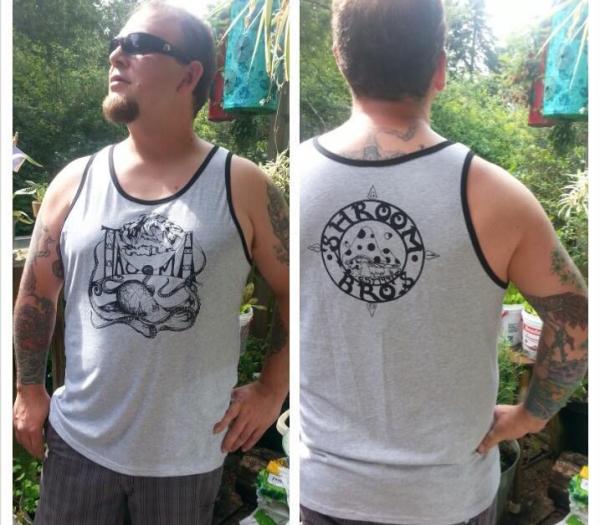 Tacoma apparel art octopus