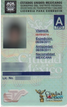 LICENSE FROM YOUR COUNTRY