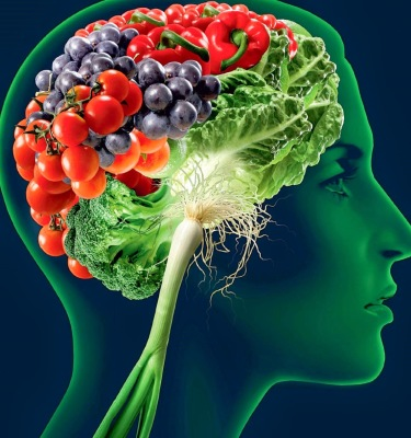 BRAIN FOOD builds cognitive reserve