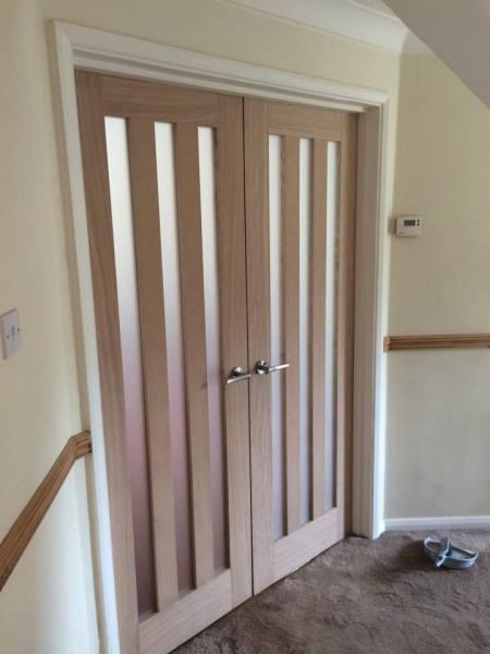 Oak Veneer Doors