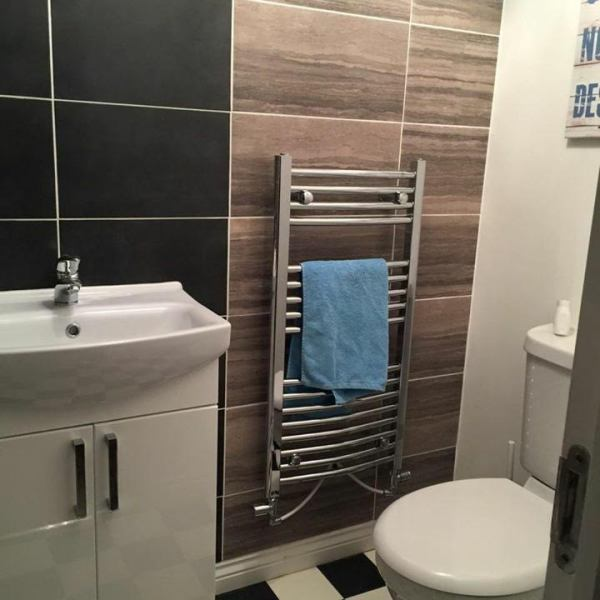 Wetroom conversion
