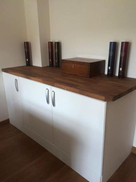 Bespoke units (Carpentry)