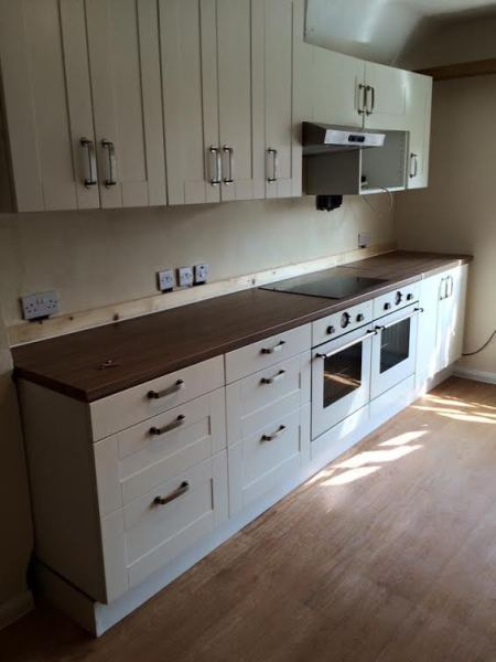 Worktops and flooring
