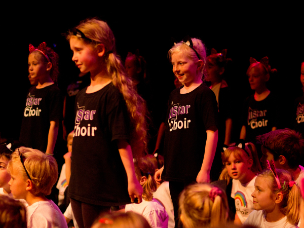 AllStar Choir Singer , Tillingbourne School, Chilworth, Surrey.