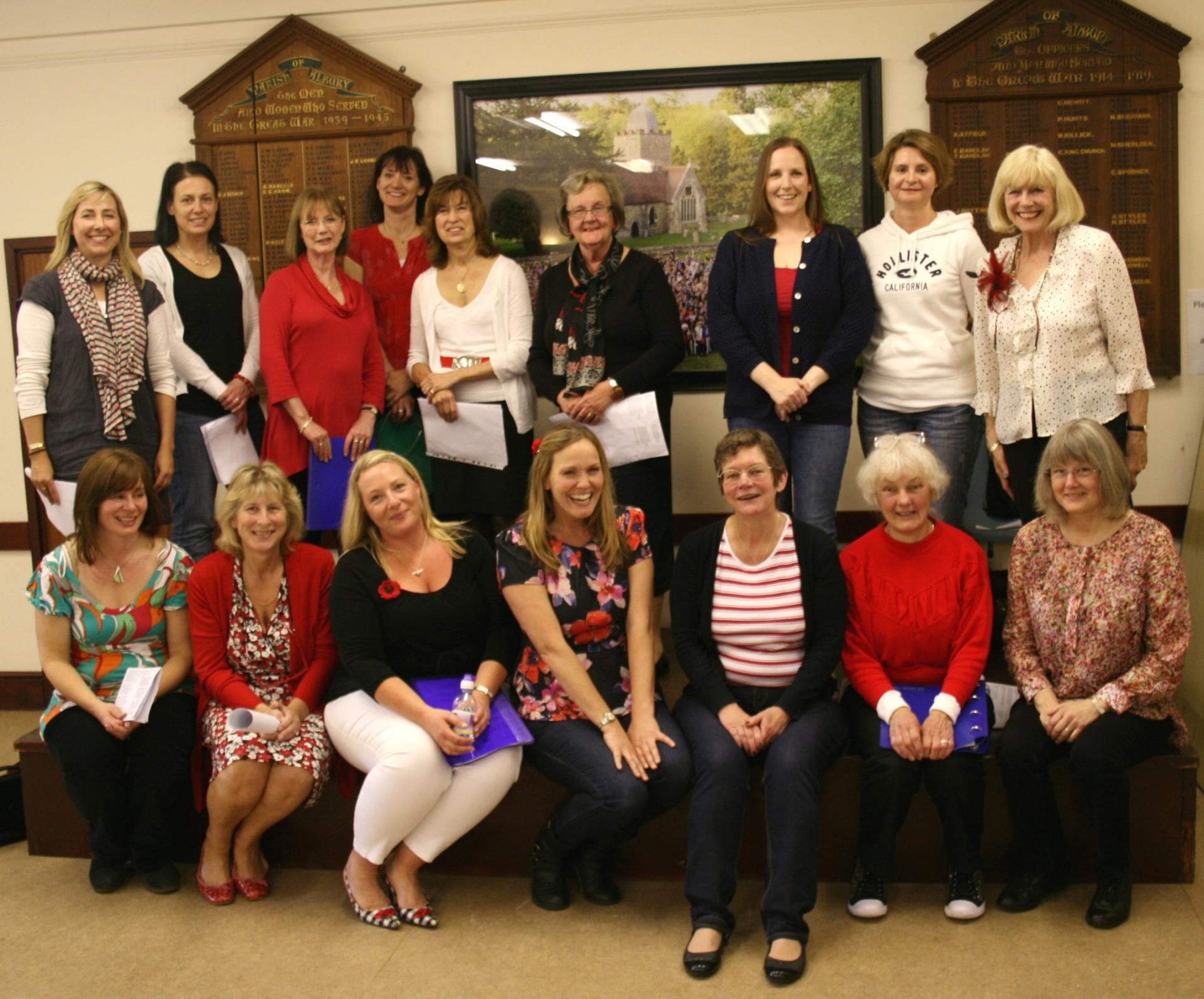 Choir Belles Albury