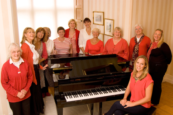 Hayley Davies Choir Belles