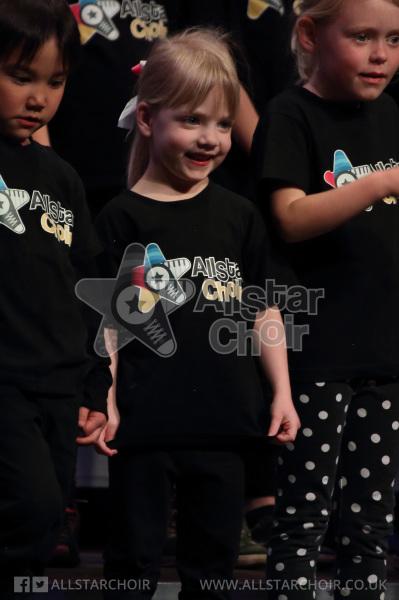 AllStar Choir Singer
