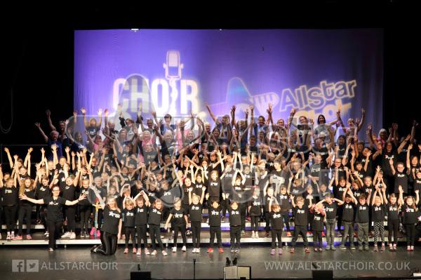 AllStar Choir and Choir Belles