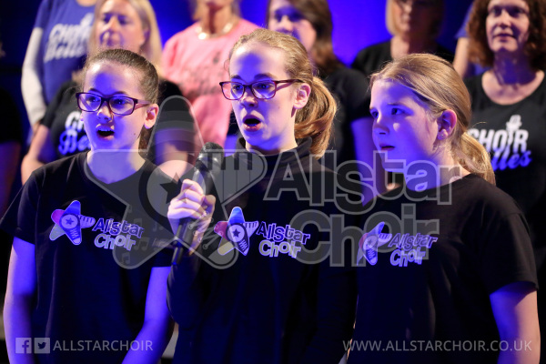 AllStar Choir Over 10's Singers