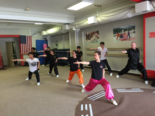 Adult Kungfu/Wushu Classes (19 and up)