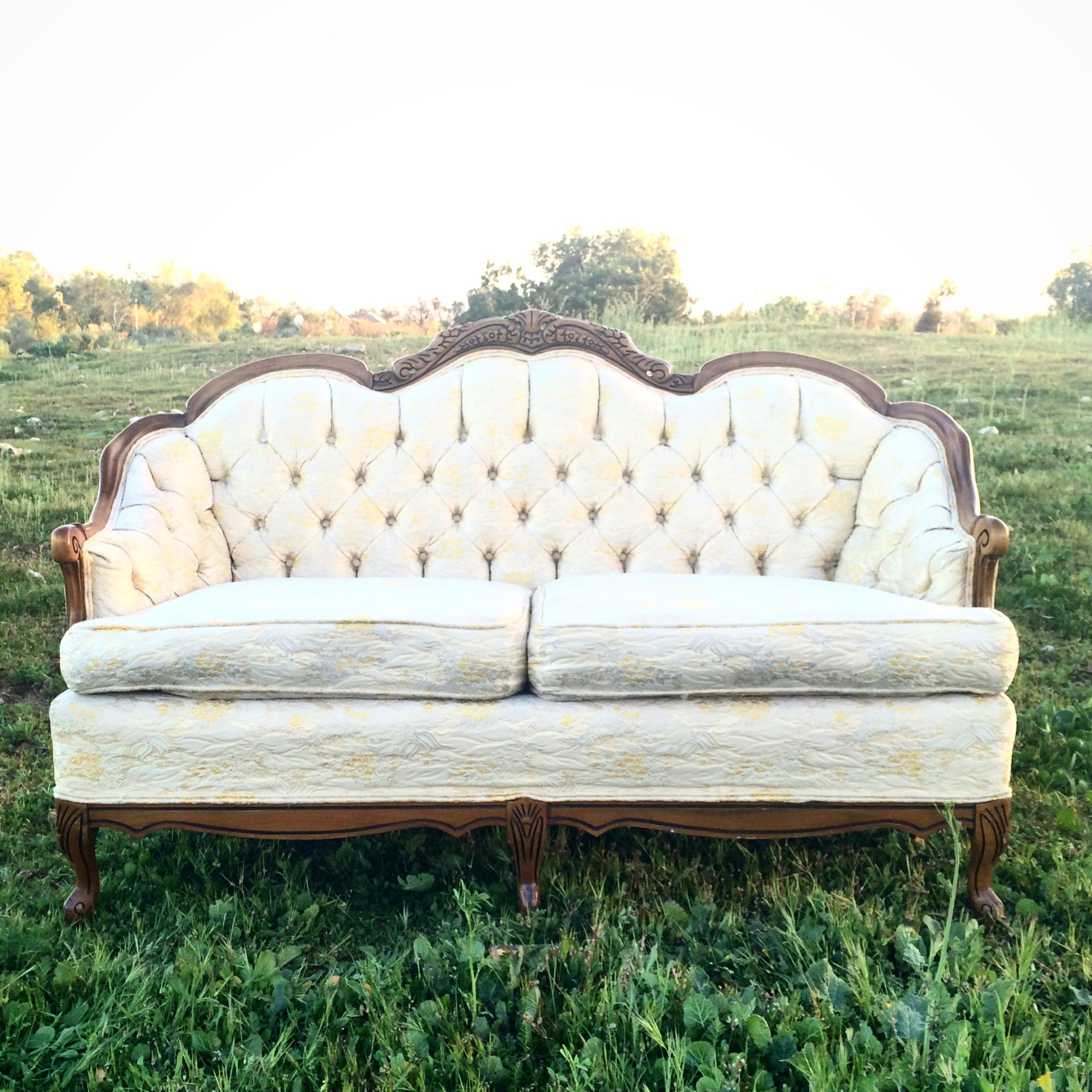 Briget French Sofa