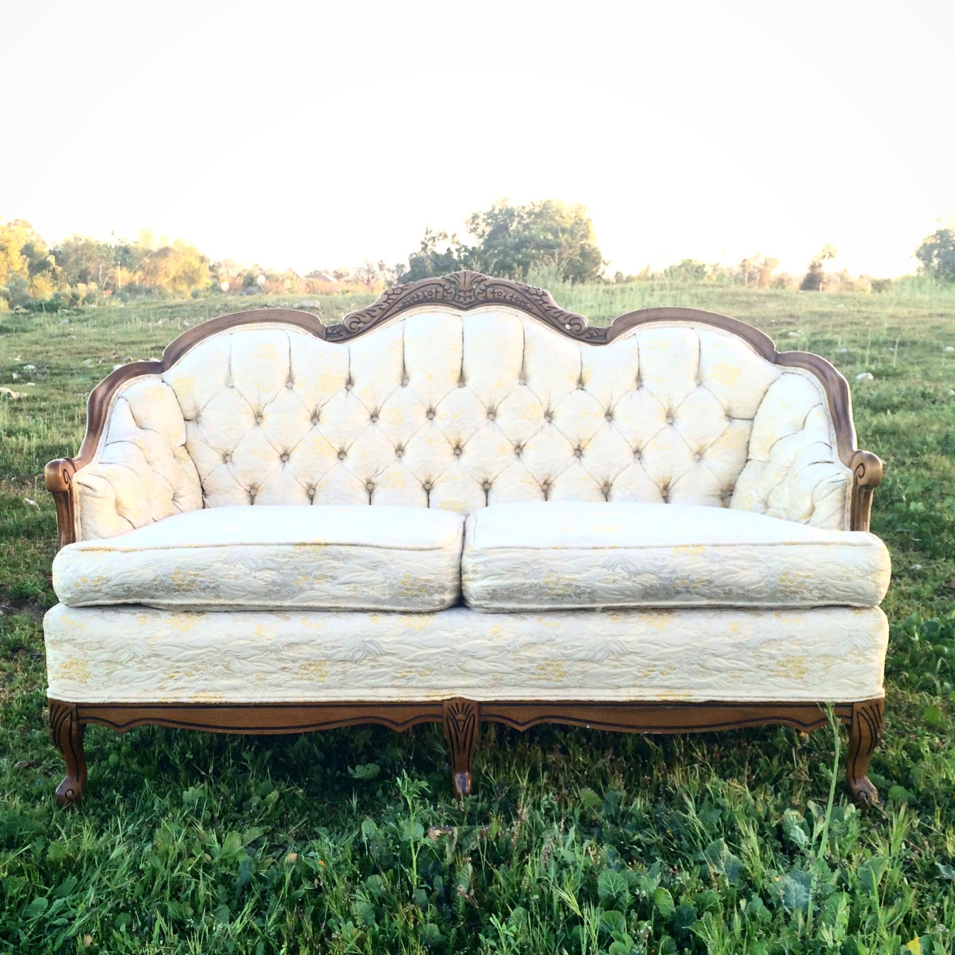 Briget French Sofa