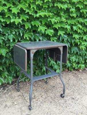 Urban Metal Typing Table