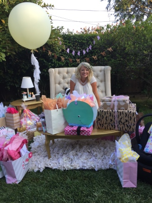 Vintage Woodsy Baby Shower