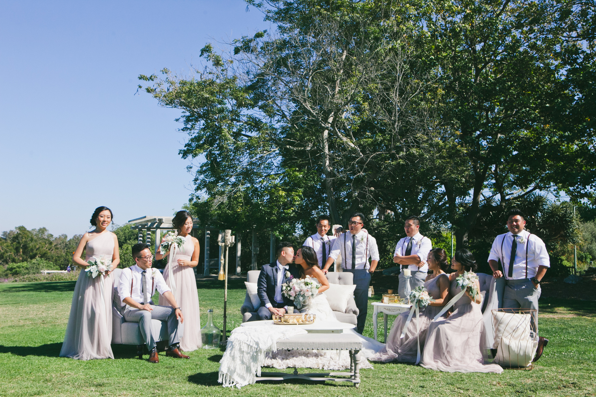 Pacific Palisades Wedding