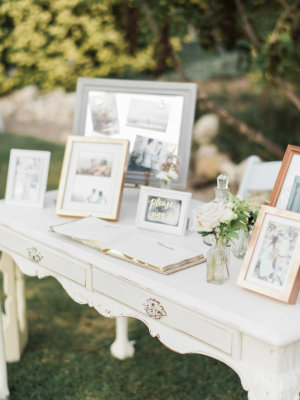 Brynn vintage table
