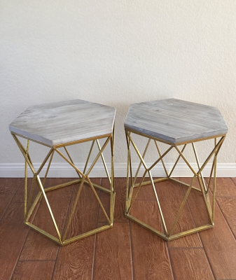 Modern End Tables (2)