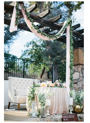 California Wedding Day feature