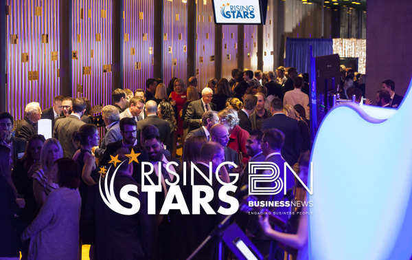 ROCG Perth - Attending Business News Event - Rising Stars Awards Night