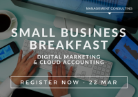 ROCG Perth Digital Marketing and Cloud Accounting Small Business Breakfast 22 March 2017