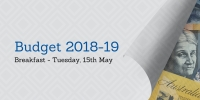 ROCG Perth - Accountants and Business Advisors - Budget 2018-19 Breakfast