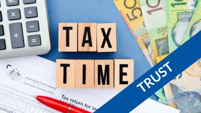 2018 Tax Time Checklist - Trust