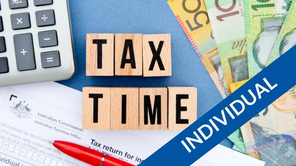 2018 Tax Time Checklist - Individual