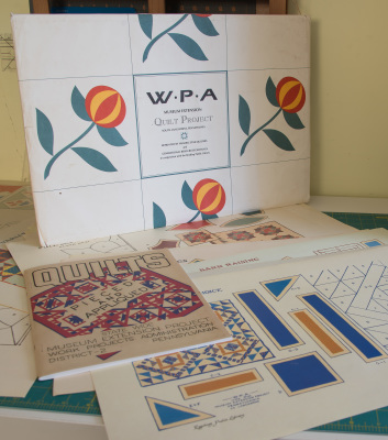WPA Quilt Project