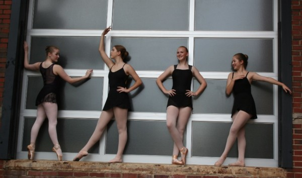 We offer a variety of dance classes