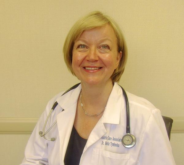 Dr. Tyminska